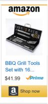 Grill Accessorie Ad